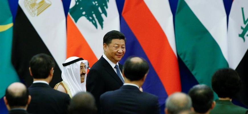 Çin'den Arap ülkelerine 23 milyar dolarlık söz