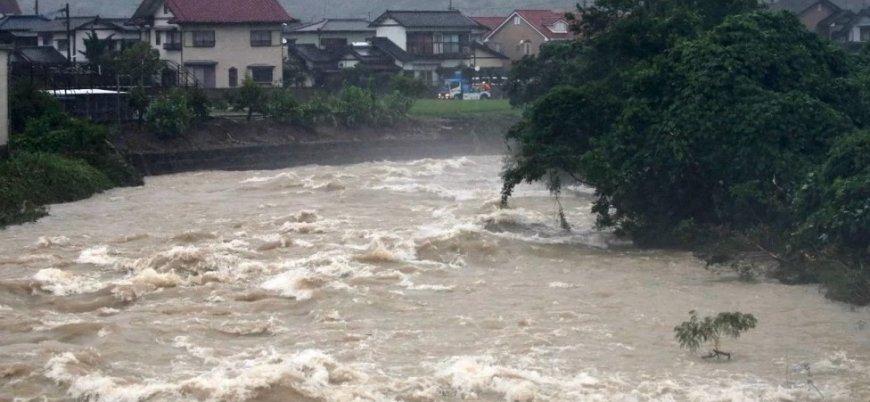 Japonya'daki selde ölü sayısı 150'yi geçti