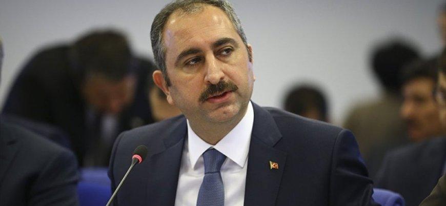 Adalet Bakanı Abdulhamit Gül cezaevlerinde kaç kişi olduğunu açıkladı