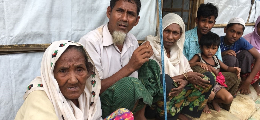 Nesiller boyu süren dram: Rohingya mülteciler hayata tutunmaya çalışıyor