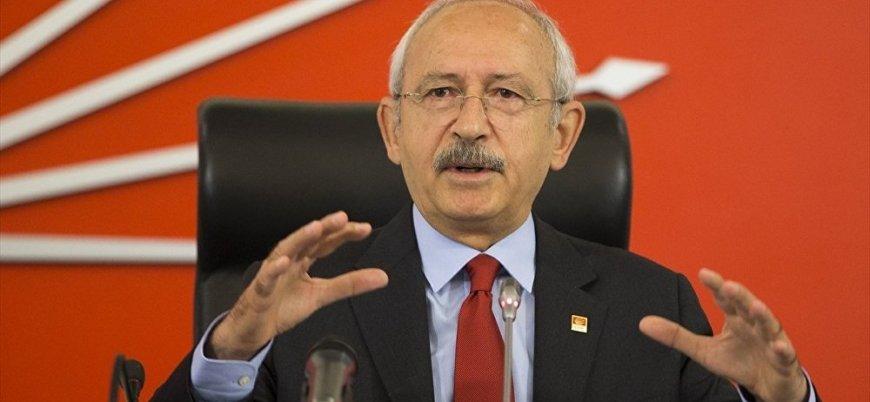 CHP'de 'yeni sözümüz kalmadı' istifası