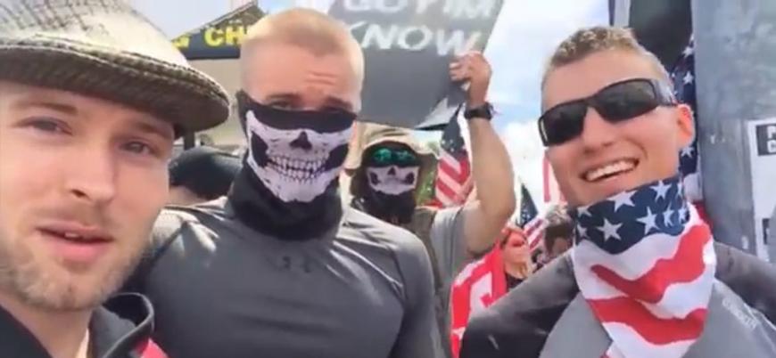 Amerikalı ırkçı gruplar Avrupalı müttefikler ediniyor