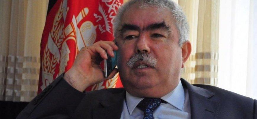 Türkiye'ye sığınan Dostum için Afganistan'da protesto