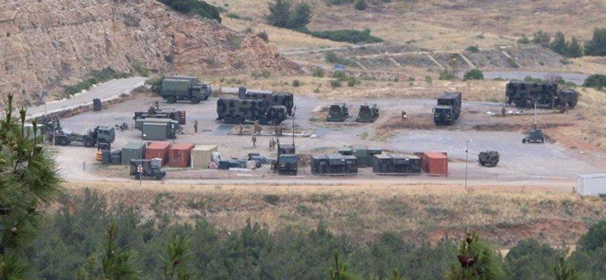 Maraş'taki NATO füze sistemiyle ilgili karar verildi