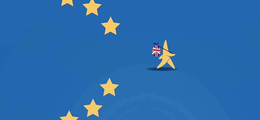 İngiliz hükümeti Brexit haritasını açıkladı