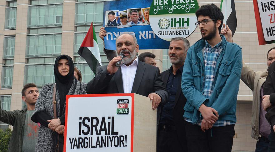 Savcı Mavi Marmara davasının düşürülmesini istedi