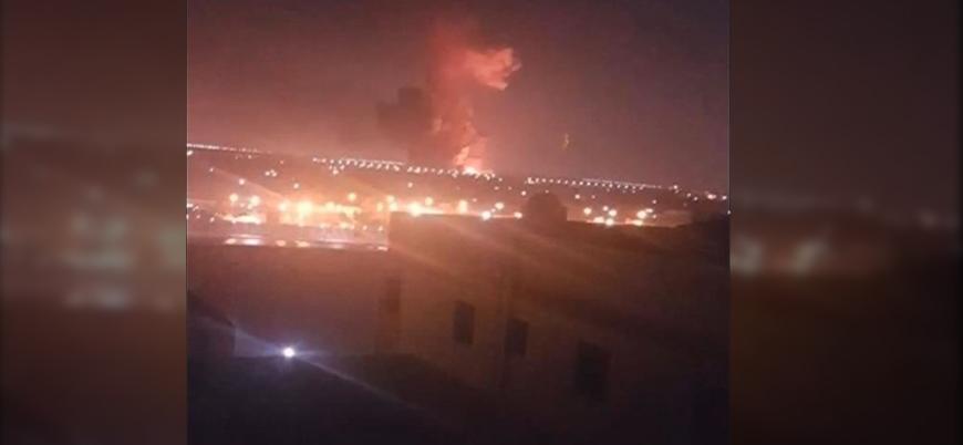 Kahire'de büyük patlama