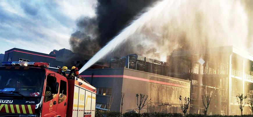 Çin'de üniversitede patlama: En az 3 ölü
