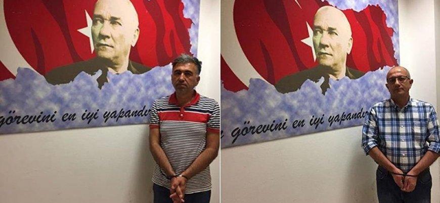 MİT'ten Ukrayna ve Azerbaycan'da 'FETÖ' operasyonu