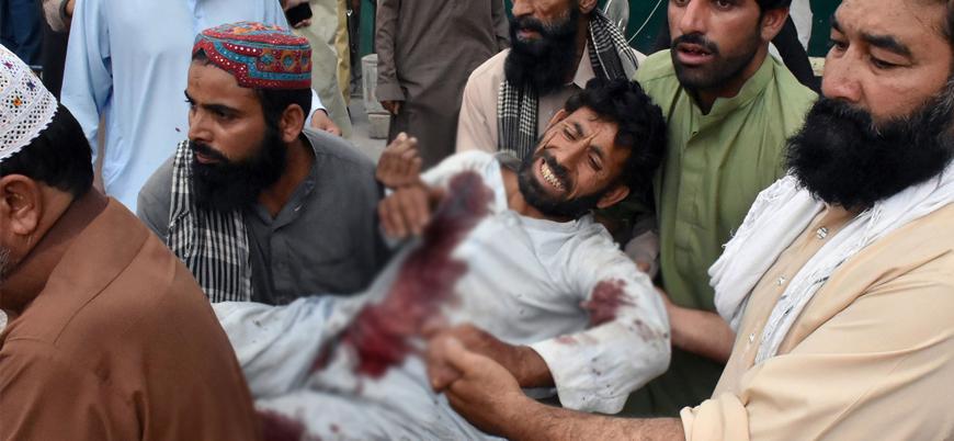 Pakistan saldırılarında bilanço artıyor: 350'den fazla ölü ve yaralı