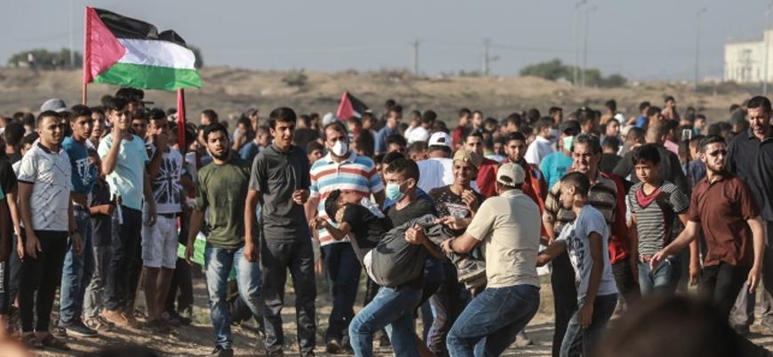 İsrail askerleri Filistinli çocuğu vurarak öldürdü