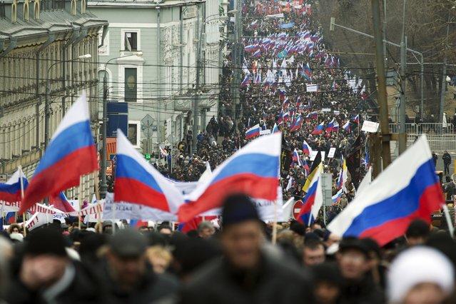 Orta Asya'daki Rus nüfusun yoğunluğunda büyük düşüş