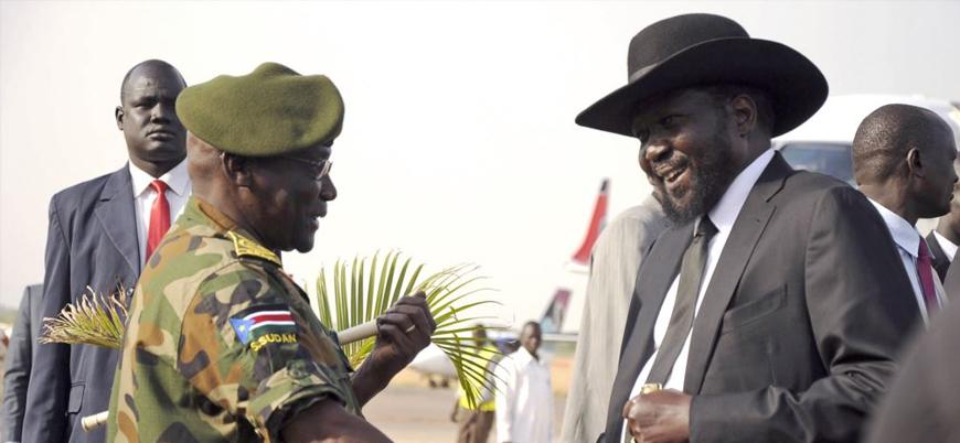 BM'den Güney Sudan'a silah ambargosu