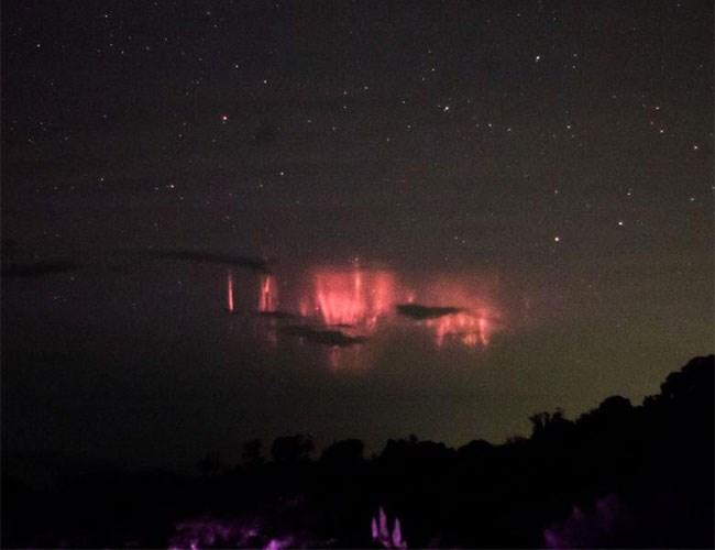 'Kızıl Cinler', Matthew Kasırgası'nda ortaya çıktı
