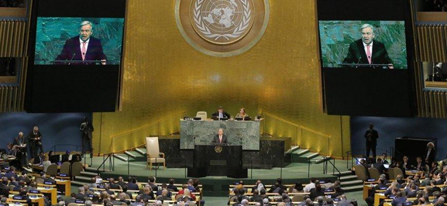 BM'de ABD hariç 192 ülke göç konusunda anlaştı