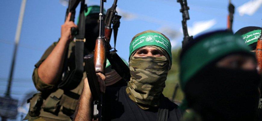 Hamas: Hava saldırısının karşılığı yine hava saldırısıdır