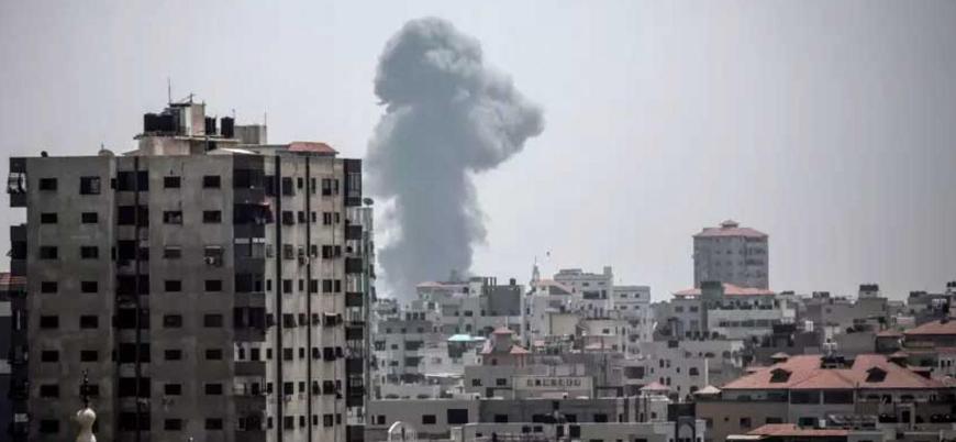 İsrail'den Gazze'ye bir günde 85 bomba