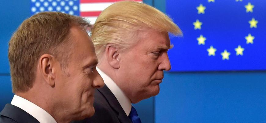 Trump: Avrupa Birliği bizim düşmanımız