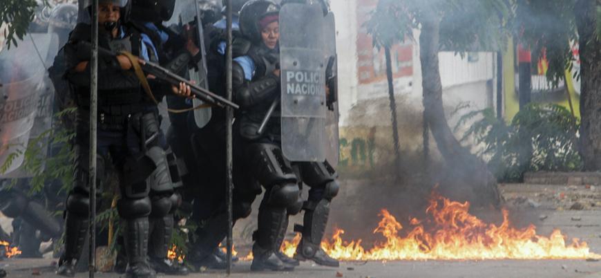 Nikaragua gösterilerinde ölü sayısı 200'ü aştı