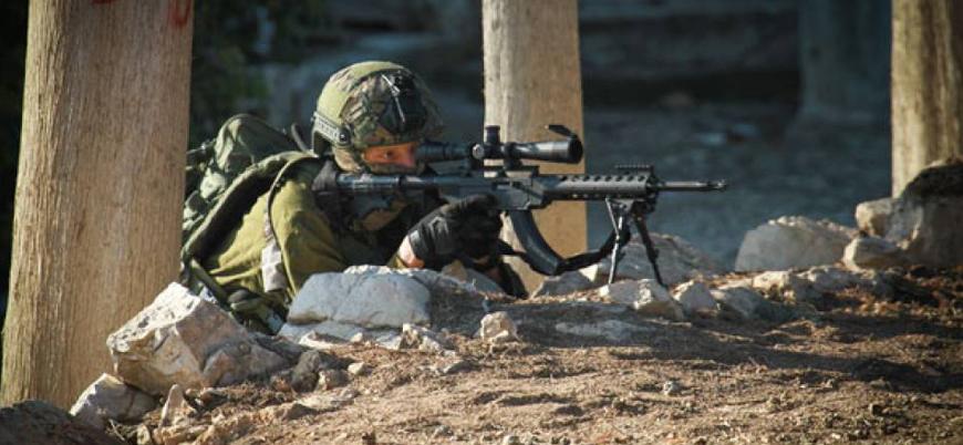 """""""İsrail keskin nişancıları çocukları vurmasın"""""""