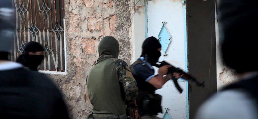 İdlib'de Tahriru'ş Şam'dan IŞİD hücrelerine baskın