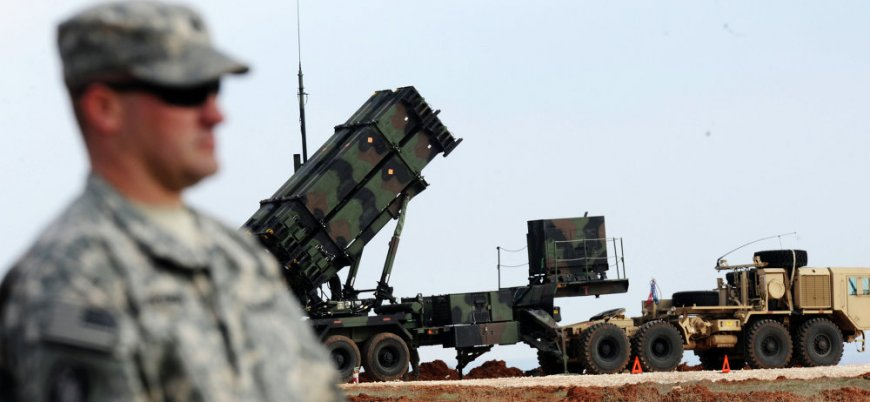 ABD Türkiye'yi Patriot'a ikna etmeye çalışıyor