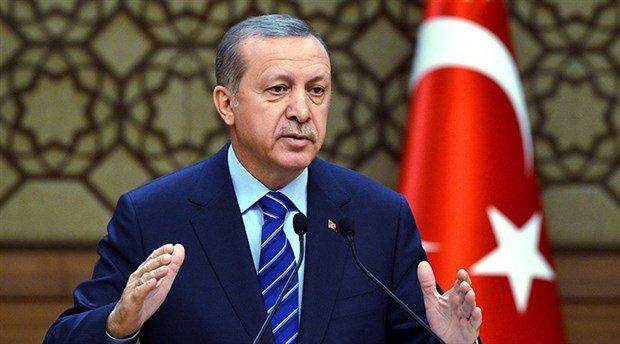 Erdoğan: Dövizi olanlar parasını altına, TL'ye çevirsin
