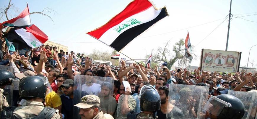 Irak gösterilerinde bilanço artıyor: 5 ölü, 190 yaralı