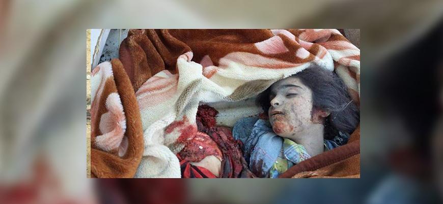 Rusya destekli rejim sivillerin sığındığı okulu vurdu: Ölenlerin çoğu çocuk