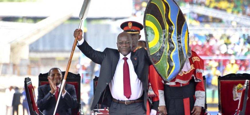 Tanzanya Devlet Başkanı: Partim sonsuza kadar iktidarda kalacak