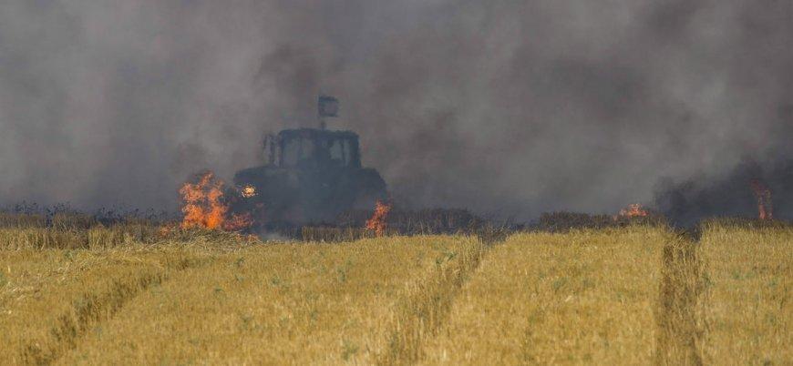 Balonlar İsrail'in başına bela oldu: Gazze'ye gaz ve yakıt girişi yasağı