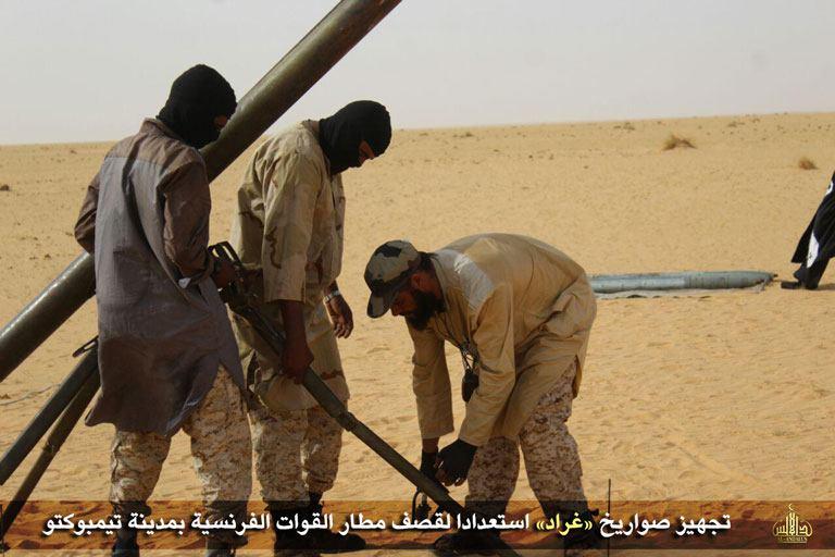 İslami Mağrip El Kaidesi Fransız hedeflerini vurdu