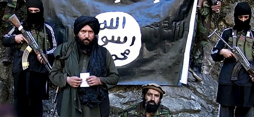 Afganistan'da IŞİD iki Taliban üyesini infaz etti