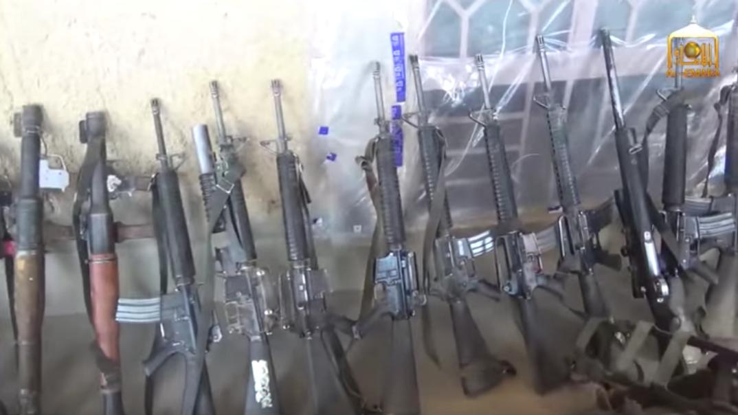 Taliban teçhizatını modernleştiriyor: ABD yapımı silahlar ele geçirildi