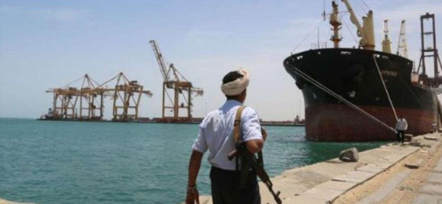 Husiler Hudeyde Limanı'nı BM'ye devretmeye sıcak bakıyor