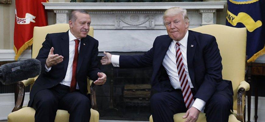 """""""Senatörler yaptırım istiyor, Trump Erdoğan ile müzakerelerden yana"""""""