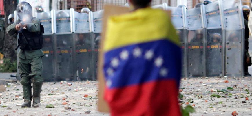 Venezuela ile Kolombiya arasında göçmen krizi