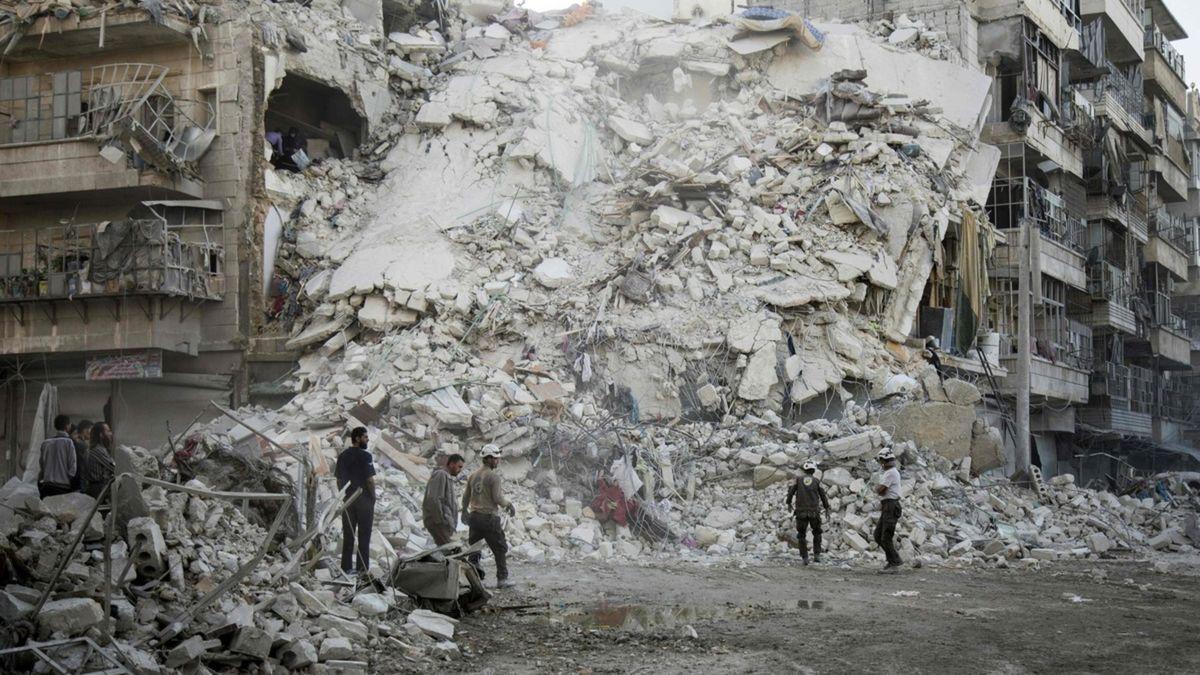 Halep'ten dünyaya: Bizi öldürseniz de gitmeyeceğiz