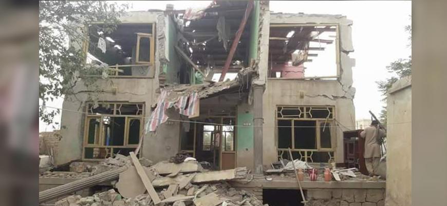ABD Kunduz'da sivilleri vurdu: 30'a yakın ölü var