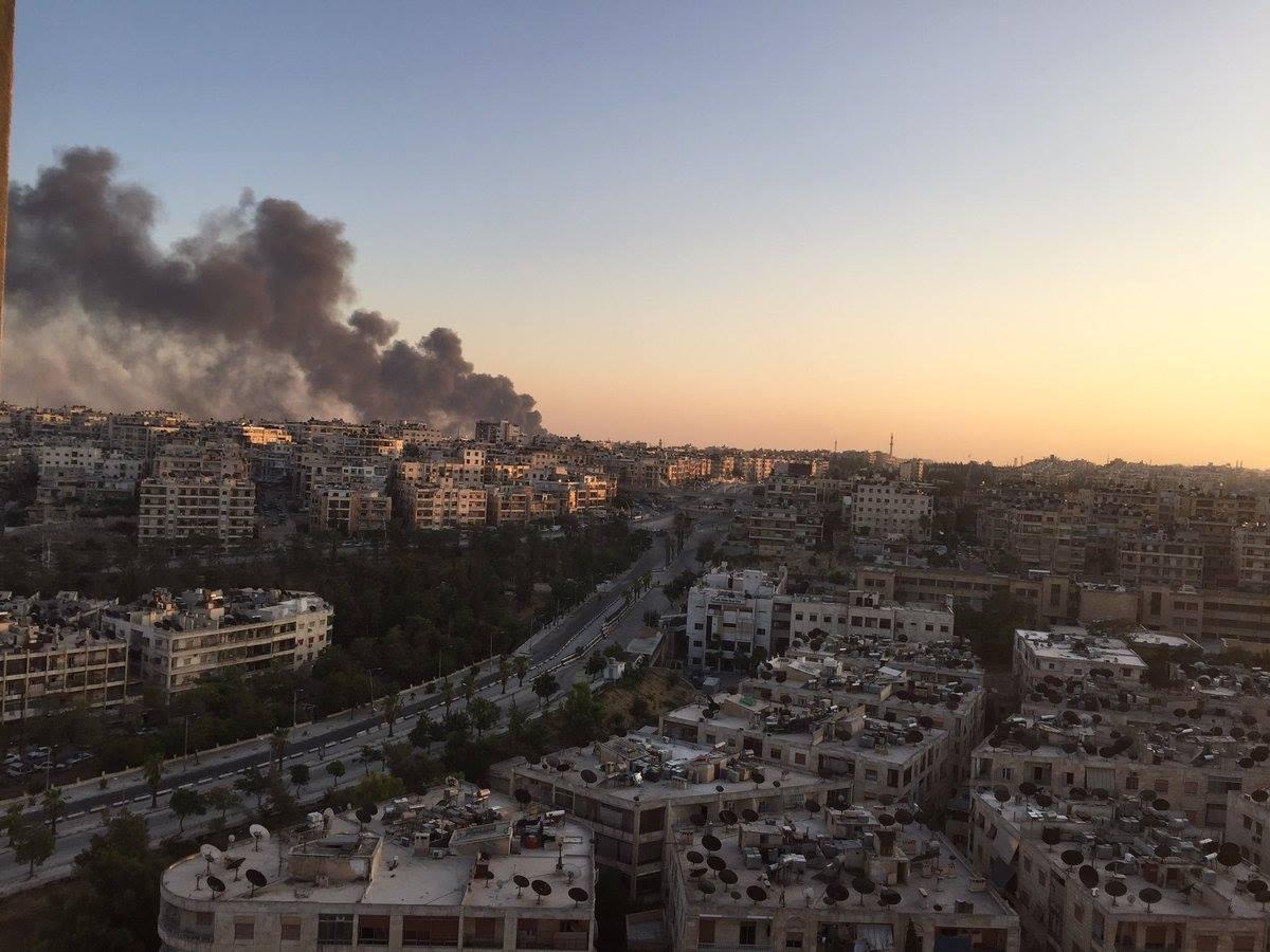 Rusya: Halep için görüşmeye hazırız