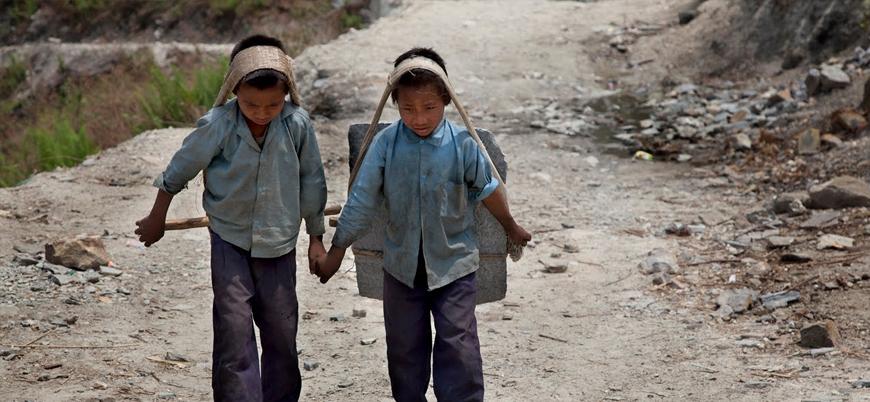 Dünyada 40 milyondan fazla 'modern köle' var