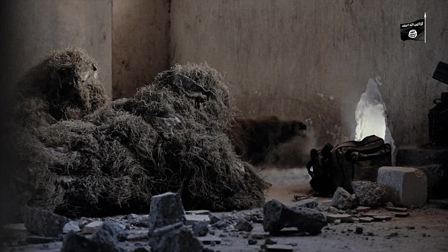 IŞİD'in keskin nişancıları koalisyon güçlerine zor anlar yaşatıyor