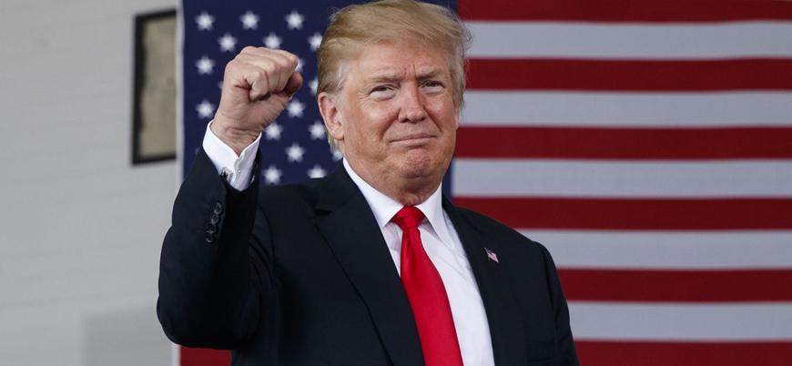 Trump Çin ekonomisinin yavaşlamasından memnun