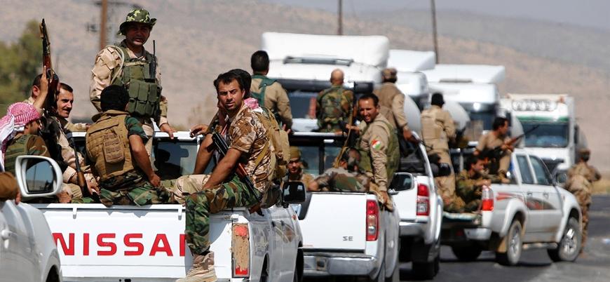 """""""PKK Musul'a konuşlanıyor"""" iddiası"""