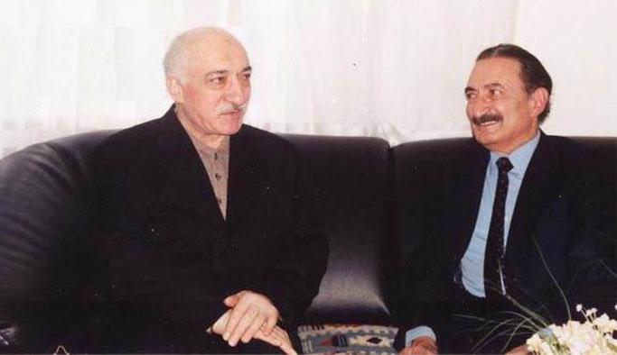 """""""Gülen'in Papa ile görüşmesine Ecevit aracılık etti"""""""