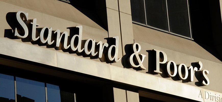 S&P: Türkiye 2019'da negatif büyüme yaşayacak