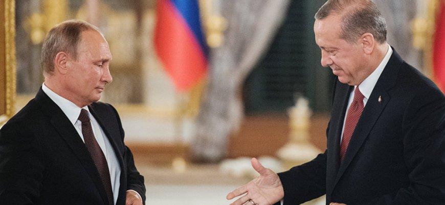 Erdoğan ile Putin İdlib'i görüşecek