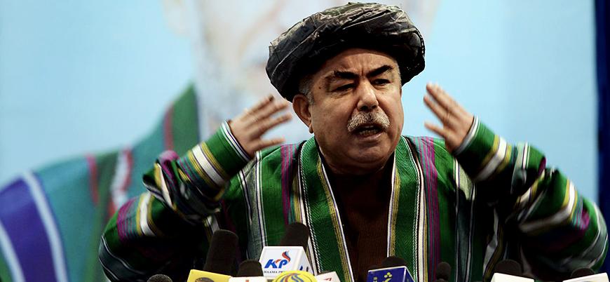 Cinsel istismarla suçlanan Raşid Dostum'a Afganistan'da resmi tören
