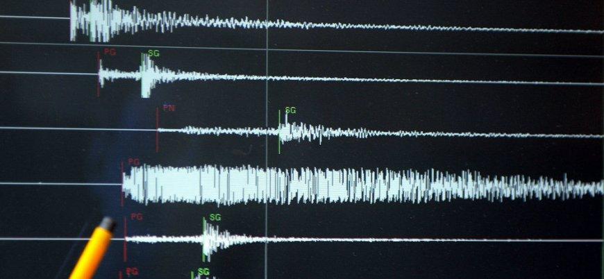 İran'da 5.6 şiddetinde deprem