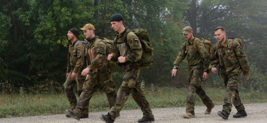 Alman ordusunda personel sıkıntısı: Başka ülkelerden asker alınacak